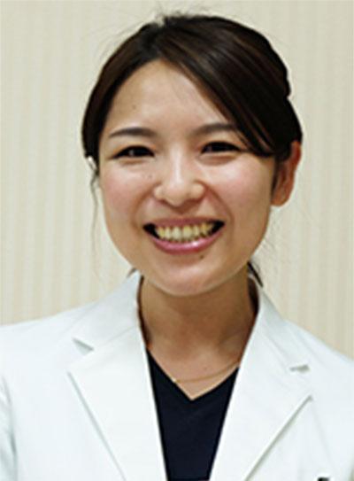 常勤医師 蓮井 美帆